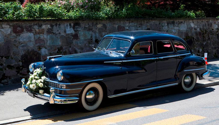 Chrysler New Yorker 1948